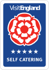 Enjoy England 5 star self catering